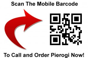 Mobile Barcode to call Pulaski Meat Market Utica NY