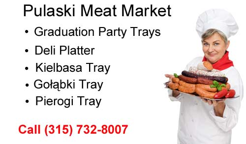 Pulaski Meat Market Party Trays