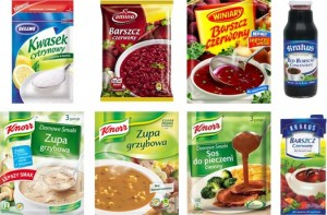 Polish Soup & Gravy Mixes