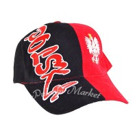 Polska Polish Eagle Baseball Cap