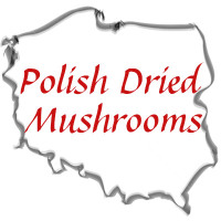 Polish Dried Mushrooms