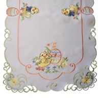 Easter Chick Table Linen